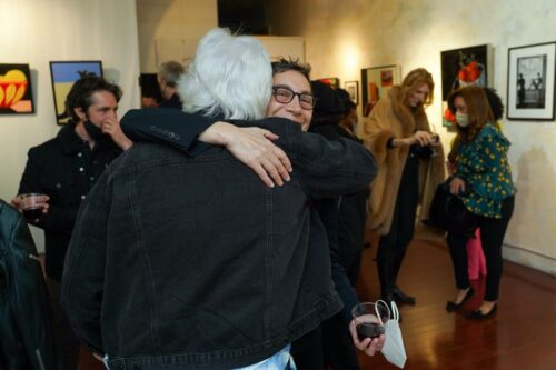 60a5343351d8c 500x333 - Event Recap:  Victor Arimondi Retrospective Tribute 'Donald and Victor: Under The Influence' With Artist Don Hershman At Salomon Arts Gallery @lawlormedia