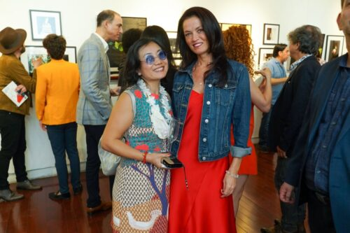60a535fabcd6a 500x333 - Event Recap:  Victor Arimondi Retrospective Tribute 'Donald and Victor: Under The Influence' With Artist Don Hershman At Salomon Arts Gallery @lawlormedia