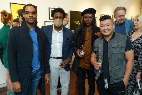 60a536edbb0ef 500x333 - Event Recap:  Victor Arimondi Retrospective Tribute 'Donald and Victor: Under The Influence' With Artist Don Hershman At Salomon Arts Gallery @lawlormedia