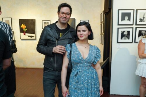 60a537a0a381a 500x333 - Event Recap:  Victor Arimondi Retrospective Tribute 'Donald and Victor: Under The Influence' With Artist Don Hershman At Salomon Arts Gallery @lawlormedia