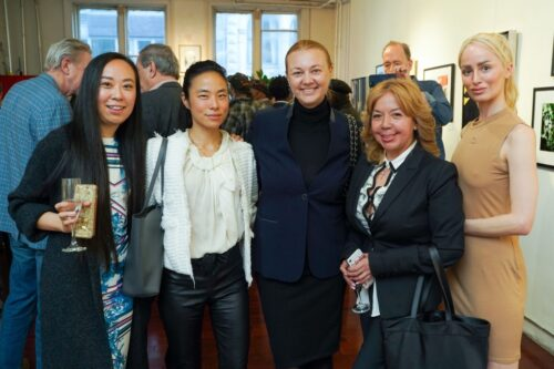 60a5382c85799 500x333 - Event Recap:  Victor Arimondi Retrospective Tribute 'Donald and Victor: Under The Influence' With Artist Don Hershman At Salomon Arts Gallery @lawlormedia
