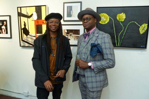 60a538e260c34 500x333 - Event Recap:  Victor Arimondi Retrospective Tribute 'Donald and Victor: Under The Influence' With Artist Don Hershman At Salomon Arts Gallery @lawlormedia