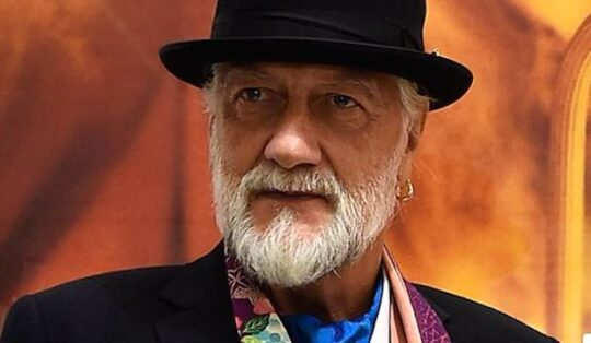 Mick Fleetwood 540x314 - 18th World Tour For Fleetwood Mac Sees Plenty of Rock And Roll