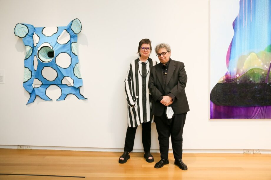 Sheila Pepe Carrie Moyer 1 920x613 - Event Recap: Museum of Arts and Design Preview of New Exhibitions @MADmuseum