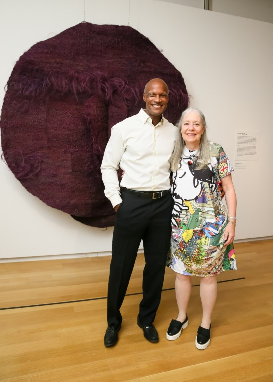 Ted Taylor Michele Cohen - Event Recap: Museum of Arts and Design Preview of New Exhibitions @MADmuseum