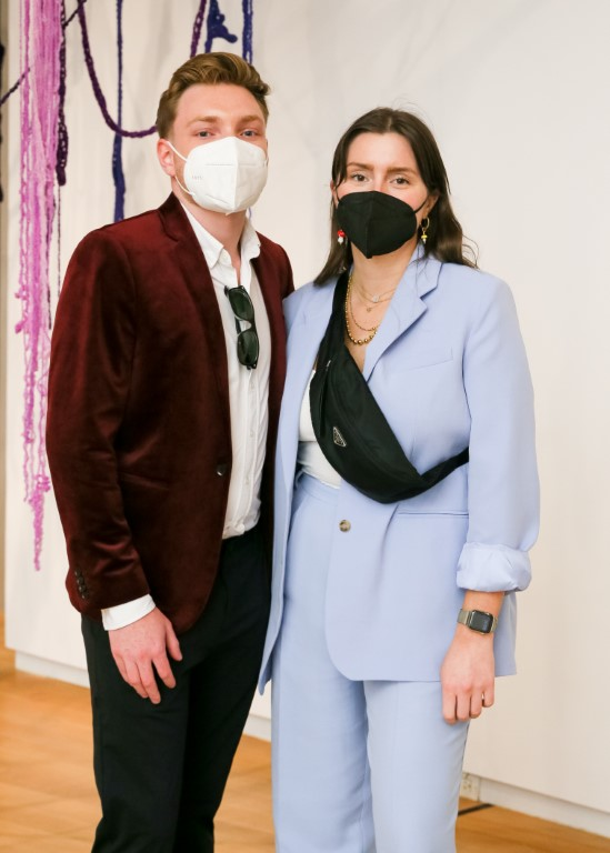 Zachary Burns Celestine Griffin - Event Recap: Museum of Arts and Design Preview of New Exhibitions @MADmuseum