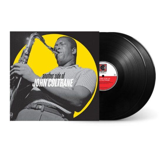 Coltrane AnotherSideOf Packshots BlackVinyl 540x540 - Craft Recordings set to release Another Side of John Coltrane