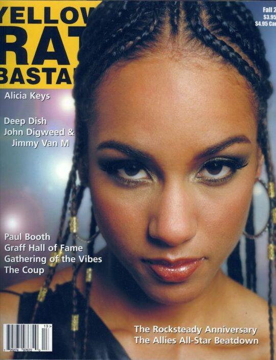 Fall 2001 Alicia Keys 540x703 - Alicia Keys: A Diamond in the Rough Interview 7.24.2001 @aliciakeys #SonginAMinor
