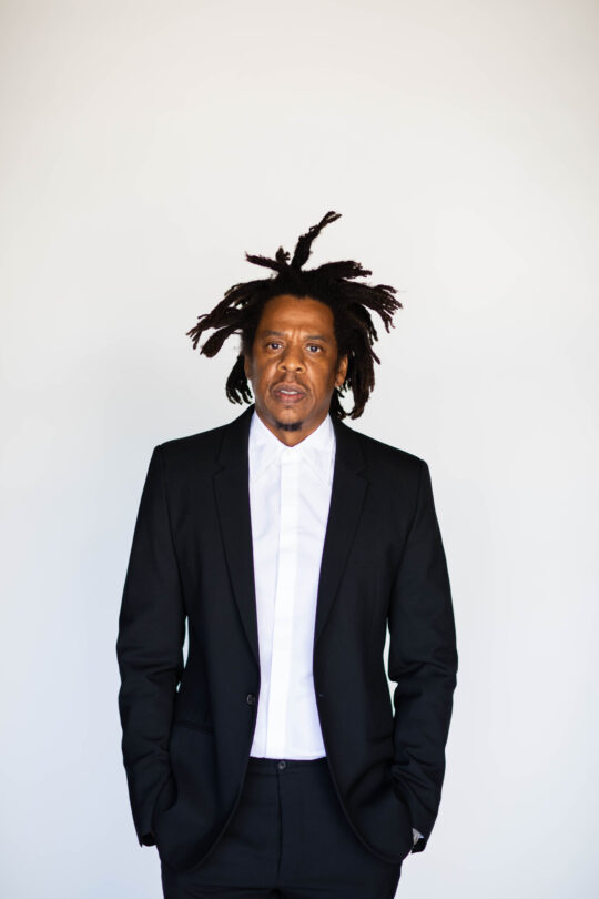 Portrait of JAY Z by Raven B. Varona 540x810 - JAY-Z & Derrick Adams Celebrate 25th Anniversary of 'Reasonable Doubt' Album with NFT Auction at Sotheby's