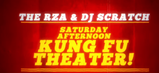 RZA DJ Scratch - RZA Releases New Single Saturday Afternoon Kung Fu Theater produced by DJ Scratch