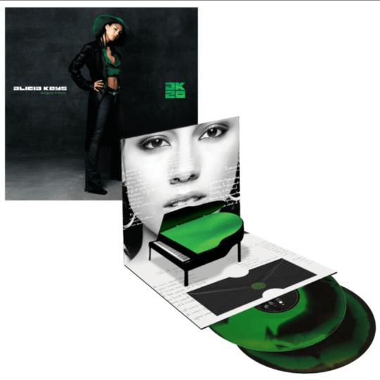 ak 540x540 - Alicia Keys Celebrates 20 Years Since Iconic Debut Album 'Songs In A Minor' @aliciakeys