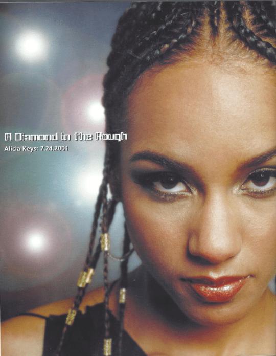 ak1 540x696 - Alicia Keys: A Diamond in the Rough Interview 7.24.2001 @aliciakeys #SonginAMinor
