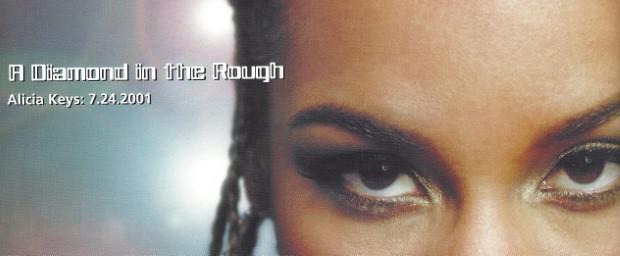 ak1 - Alicia Keys: A Diamond in the Rough Interview 7.24.2001 @aliciakeys #SonginAMinor