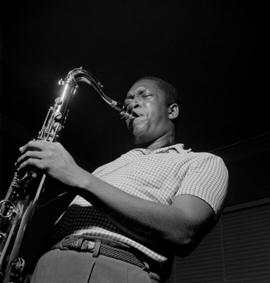 credit photography by Francis Wolff copyright Mosaic Images LLC 540x565 - Craft Recordings set to release Another Side of John Coltrane