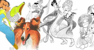 unnamed29 300x160 - Al Hirschfeld Foundation presents a new online exhibition: THE DOG SHOW: HOUNDS BY HIRSCHFELD