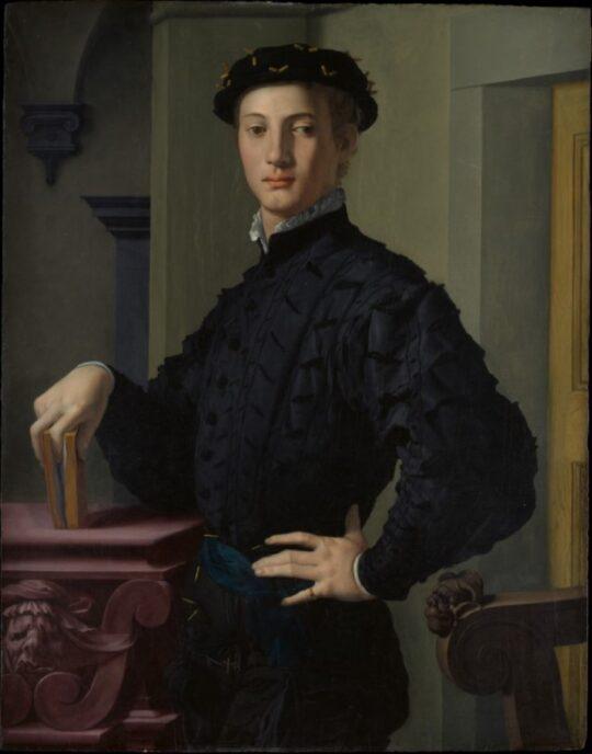 DP 14286 011 540x688 - The Medici: Portraits and Politics 1512-1570 Exhibition June 26 - October 11, 2021 @metmuseum #MetMedici