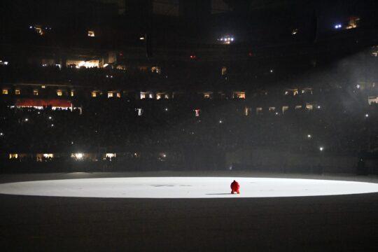 DSC 4205 83713d61 4232 4e3e b573 c7fe93a14d76 540x360 - Kanye West unveiled his tenth solo studio album DONDA at Atlanta listening event