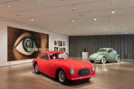 E5UN8uGWEAAMi4G 540x360 - Automania Exhibition July1, 2021- January 2, 2022 at MoMA