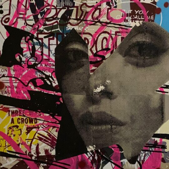 Fear 540x540 - Fragments: Exhibition Bianca Romeroand Marly McFly August 3-9, 2021 at One Art Space