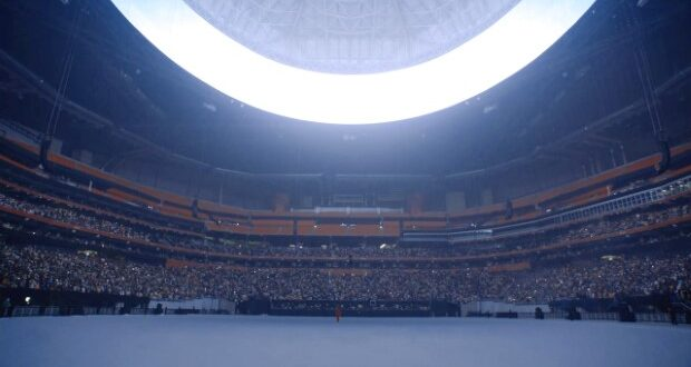 IMG 7968 620x330 - Kanye West unveiled his tenth solo studio album DONDA at Atlanta listening event