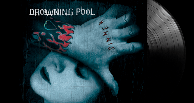 Sinner packshot 620x330 - Craft Recordings and Drowning Pool celebrate 20th anniversary of 'Sinner' with vinyl release