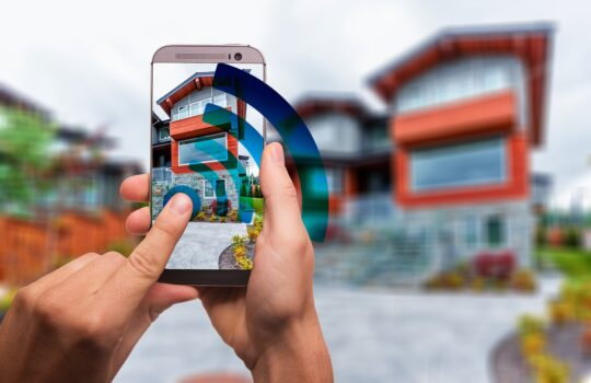 smart home 3395994 1280 540x350 - Are You Using Your Smartphone To Its Full Potential