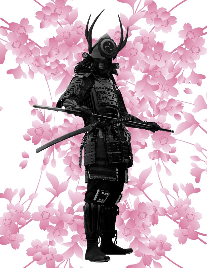 75 - YASUKE: The African Warrior Turned Samurai by Clarke Illmatical @illmaticalmind