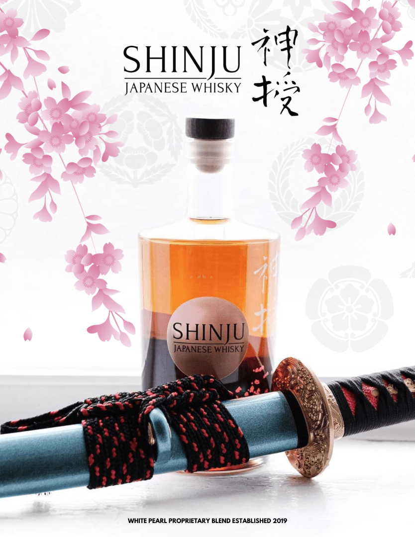 76 - Shinju Japanese Whisky @shinjuwhisky