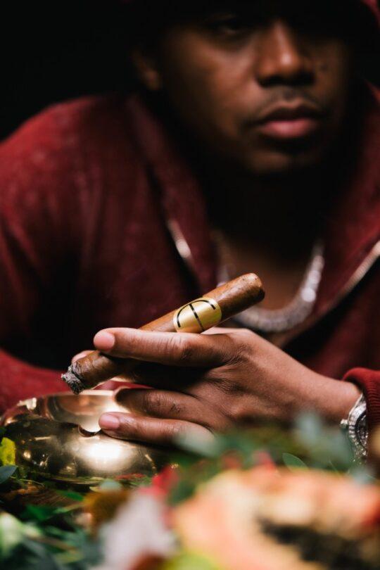 CIGAR 540x810 - Escobar Cigars and Grammy Award Winning, Multi-Platinum Recording Artist Nas Announce Strategic Partnership