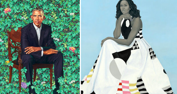 obama 620x330 - The Obama Portraits Tour: August 27–October 24, 2021 at @BrooklynMuseum