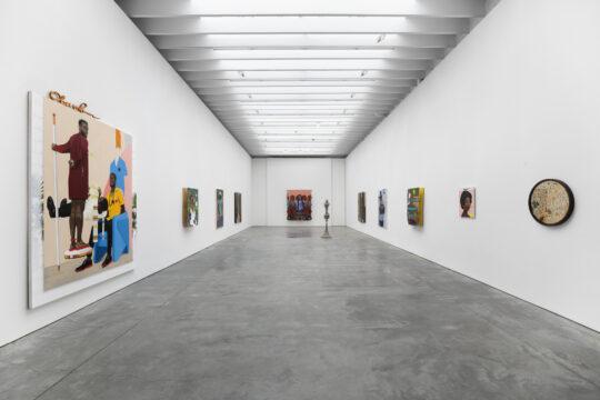 Ontology Inst 1 540x360 - ONTOLOGY Group Exhibition September 9- October 16, 2021 at Ross +Kramer Gallery