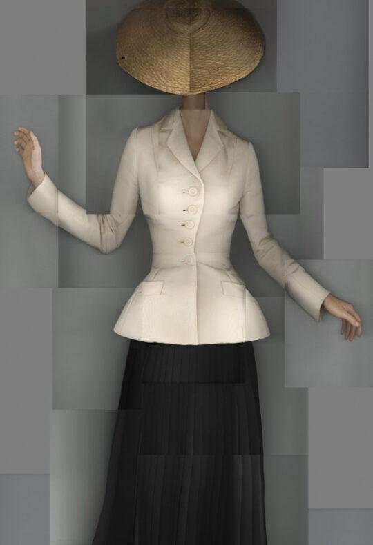 cd600 878 540x790 - Christian Dior: Designer of Dreams  September 10, 2021–February 20, 2022 @BrooklynMuseum