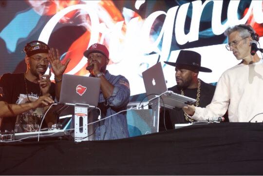 unnamed15 540x361 - Event Recap: Legendary DJ D-Nice brings Club Quarantine to New York City! @bricbrooklyn @dnice