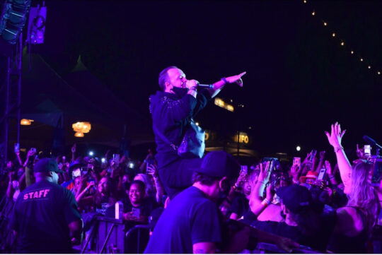 unnamed20 540x361 - Event Recap: Legendary DJ D-Nice brings Club Quarantine to New York City! @bricbrooklyn @dnice