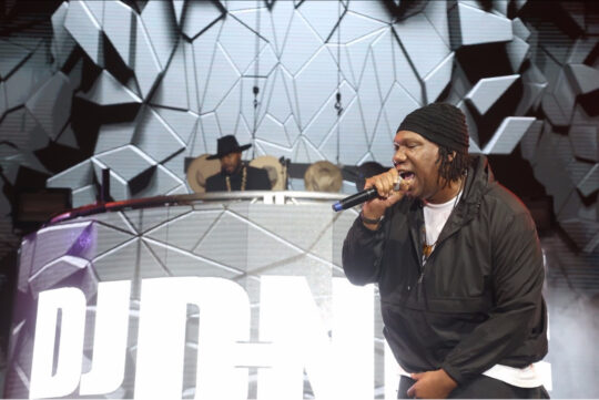 unnamed32 540x361 - Event Recap: Legendary DJ D-Nice brings Club Quarantine to New York City! @bricbrooklyn @dnice
