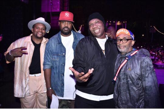unnamed36 540x361 - Event Recap: Legendary DJ D-Nice brings Club Quarantine to New York City! @bricbrooklyn @dnice