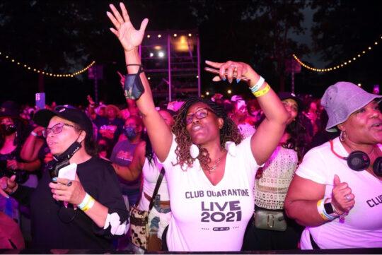 unnamed40 540x361 - Event Recap: Legendary DJ D-Nice brings Club Quarantine to New York City! @bricbrooklyn @dnice