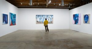 BFA 33044 4472289 300x160 - DeLeón Tequila celebrates Nelson Makamo's first solo US exhibition BLUE in Los Angeles