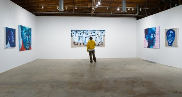 BFA 33044 4472289 620x330 - DeLeón Tequila celebrates Nelson Makamo's first solo US exhibition BLUE in Los Angeles
