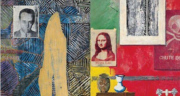 WhitneyJasperJohns L 620x330 - Jasper Johns: Mind/Mirror Sept 29, 2021–Feb 13, 2022 at the Whitney Museum
