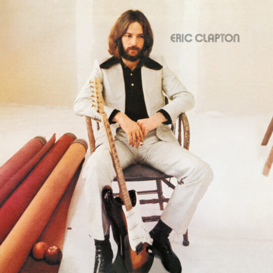 clapton 540x540 - Eric Clapton - Anniversary Deluxe Edition Now Available On #Vinyl